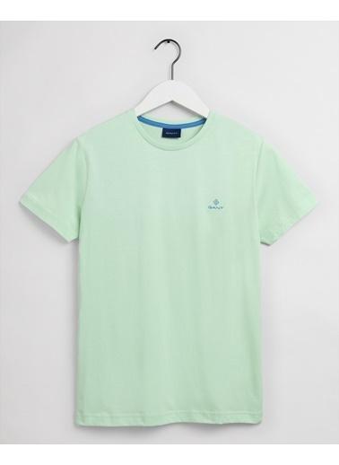 Gant Erkek T-Shirt Yeşil
